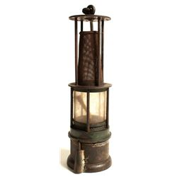 Second Mueseler Style Safety Lamp