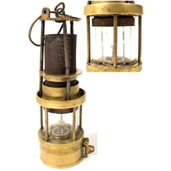 Mueseler Style Safety Lamp