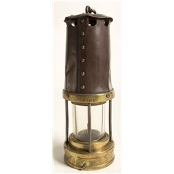Patterson & Co. Marsaut Style Safety Lamp