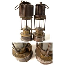 Patterson HCP Safety Lamp Pair