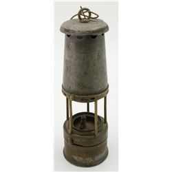 Wolf Safety Lamp