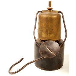 Brevete Carbide Lamp