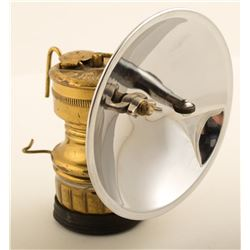 Butterfly Carbide Lamp
