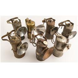 Dewar Carbide Lamp Collection (7)