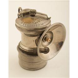 Elkorn Carbide Lamp