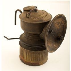 Gem Carbide Lamp