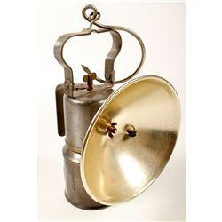 I-T-P Large Carbide Lamp