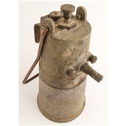 Pinnacle Antique Carbide Lamp