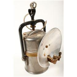Possible Premier Carbide Lamp