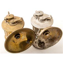 Victor Carbide Lamps