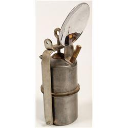 Large Wolf Carbide Lamp