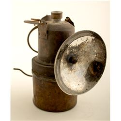 Early Probable American Carbide Lamp