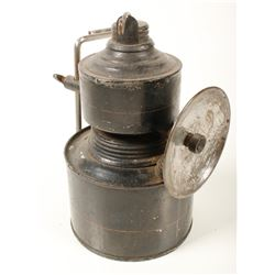 c.1900 Unmarked Carbide Lamp