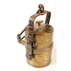 Early Heavy Duty Brass Carbide