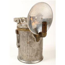 Unmarked Large Carbide Lamp