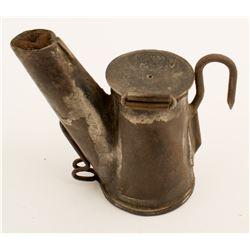 F. Beiter Oil Wick Lamp