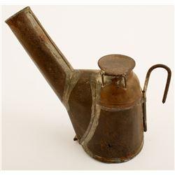 Hunt Oil Wick Lamp