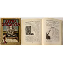 Aetna Explosives and Their Characteristics (1920 Catalog)