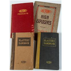 Blasters' Handbooks and DuPont Products