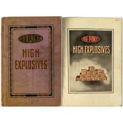 DuPont High Explosives Book