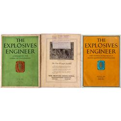"""The Explosives Engineer"" Magazines"