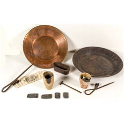 Mining Collectibles: Candlesticks, Crucibles, Pans & More