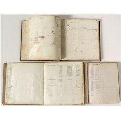 Three Underground Mining Diagram Books