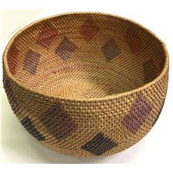 Early Paiute Basket