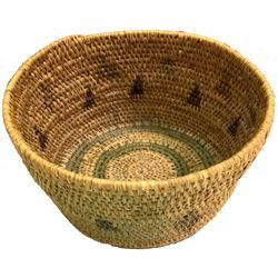 Vintage Paiute Basket