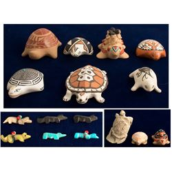 Eight Charming Turtles and More