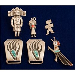 Group of Native American Jewelry