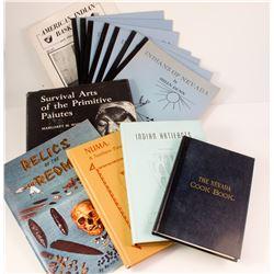 Books on Nevada Paiutes