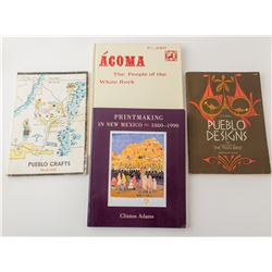 4 Native American Books