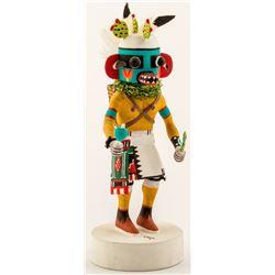 Cholla Cactus Kachina by Gil Maldonado