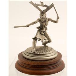 Apache Gan Dancer by Don Polland