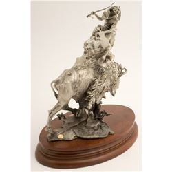 Bison's Fury by Michael Boyett