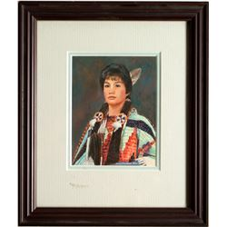 Pow Wow Beauty by Mary Chadwell