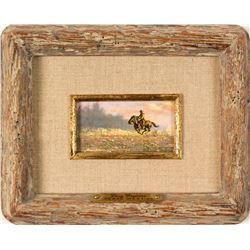 Pony Express by Frank Magsino