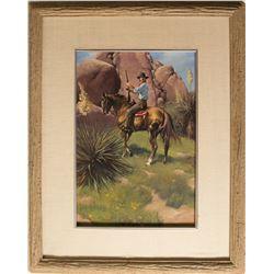 Arizona Ranger by Ken Laager