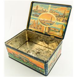 British Tin Box