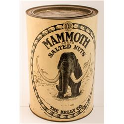 Mammoth Brand Salted Nuts