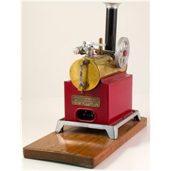 Miniature Steam Engine