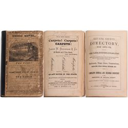 1871 Nevada County Directory