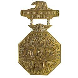 Slug Facsimile IOOF Badge