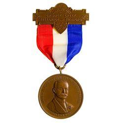 Colorado Governor Badge with ribbon