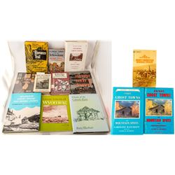 Colorado and Wyoming Wild West History Books