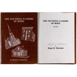 The Founding Fathers of Boise (Signed Copy)