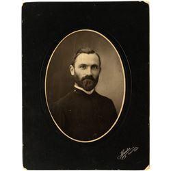 Portrait Photograph of Reverend A.R. Coopman