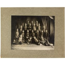 """Group Photo of """"Bagdad Shriners"""" in Butte"""