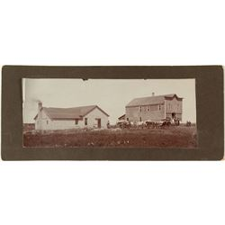 Mercantile Business In Eddy Montana Photograph